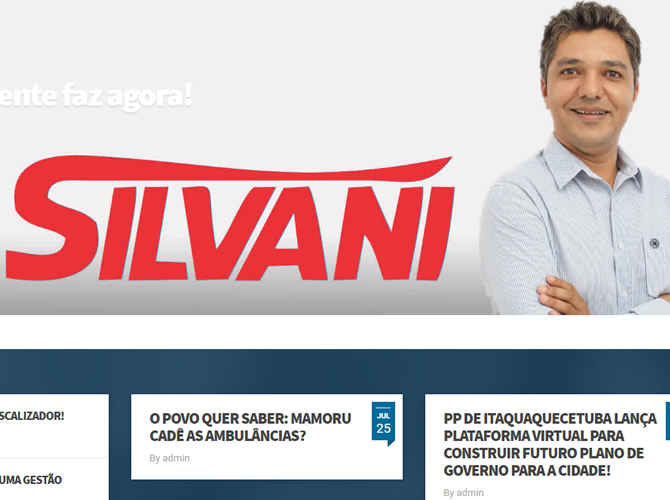 site-silvani